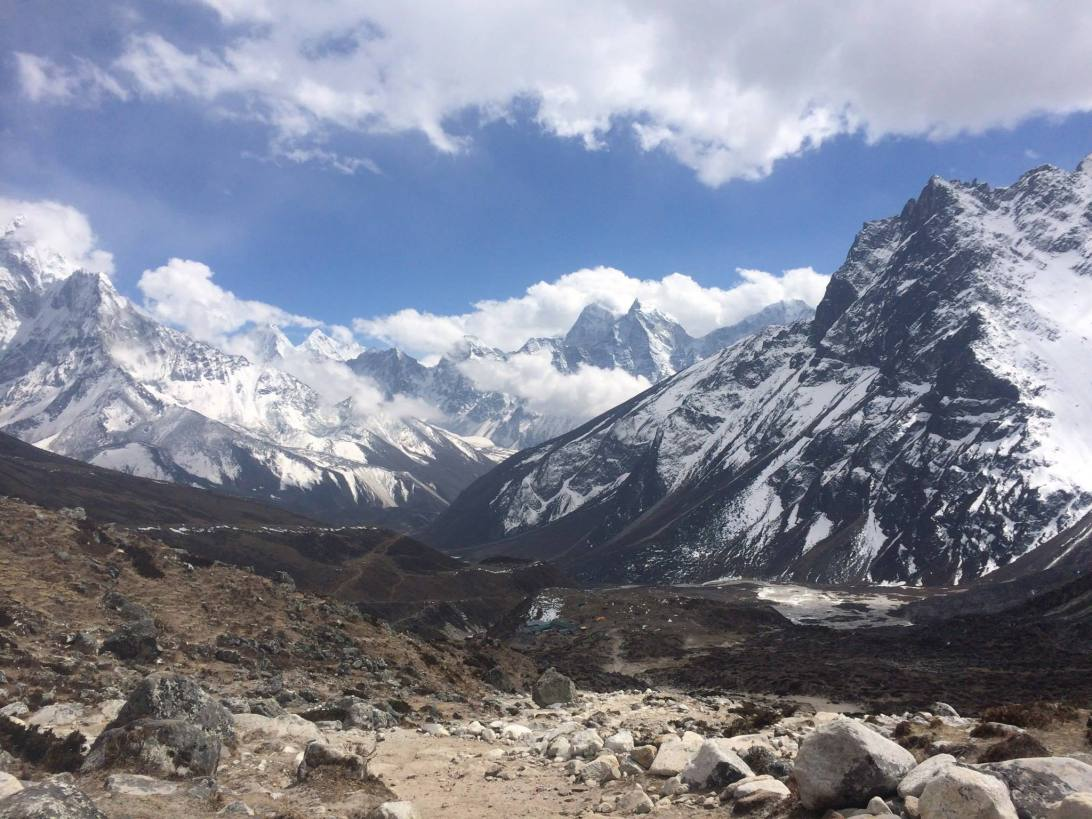 Everest Base Camp trek - The understanding of good work