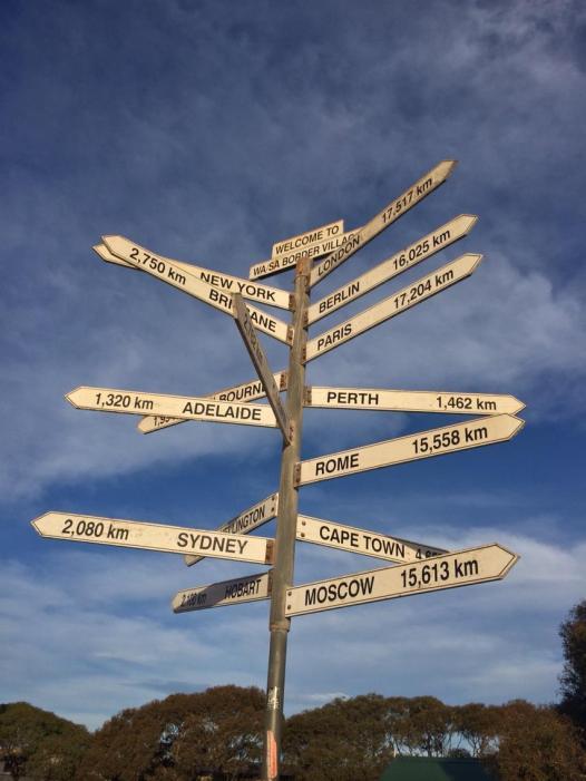 australia road trip nullarbor map desert jeng yang